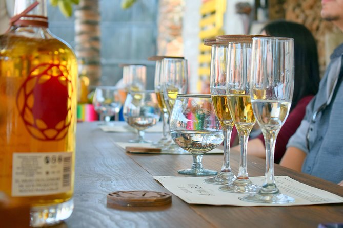Tequila Tour with Professional Guided Tasting