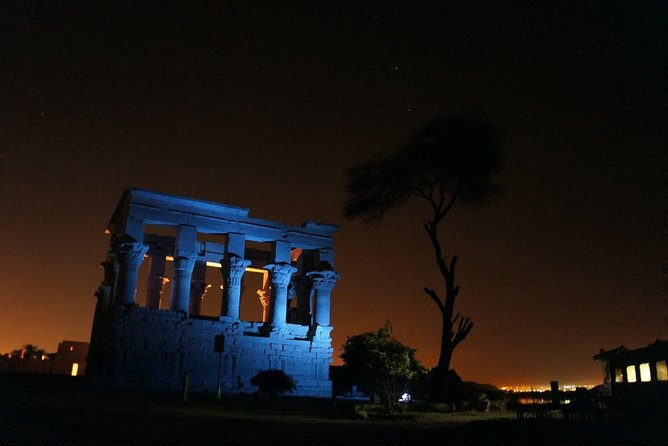 Amazing Sound and Light Show at Philae Temple From Aswan photo 3