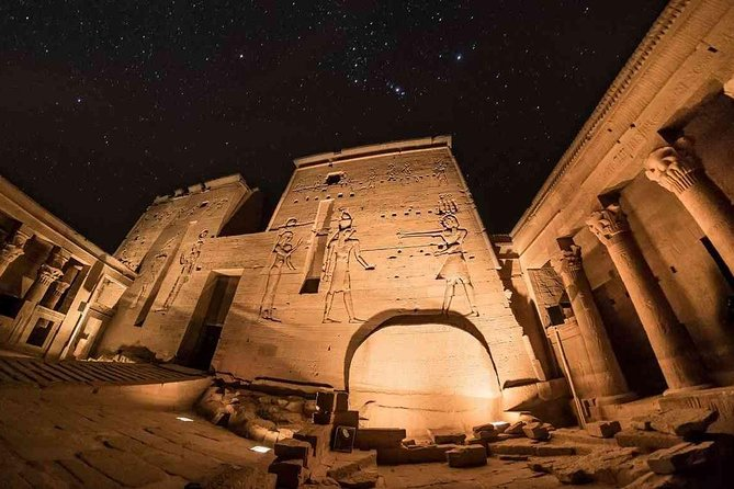 Amazing Sound and Light Show at Philae Temple From Aswan photo 4