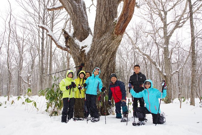 """Nagano Winter Special Tour """"Snow Monkey and Snowshoe Hiking""""!!"""