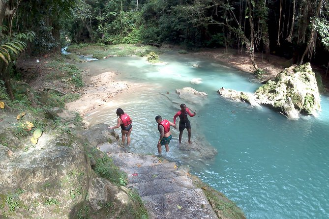 Blue Hole Waterfall Adventures photo 1
