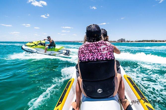 Guided Jet Ski and Snorkel Tour of Champion Bay, Geraldton, AUSTRALIA