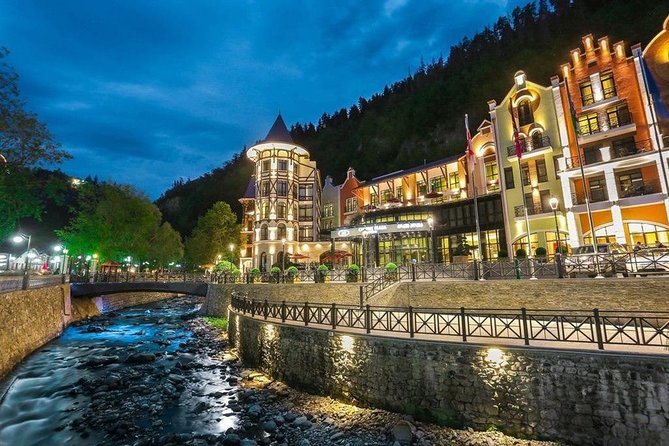 Borjomi Mineral Waters Tour From Tbilisi