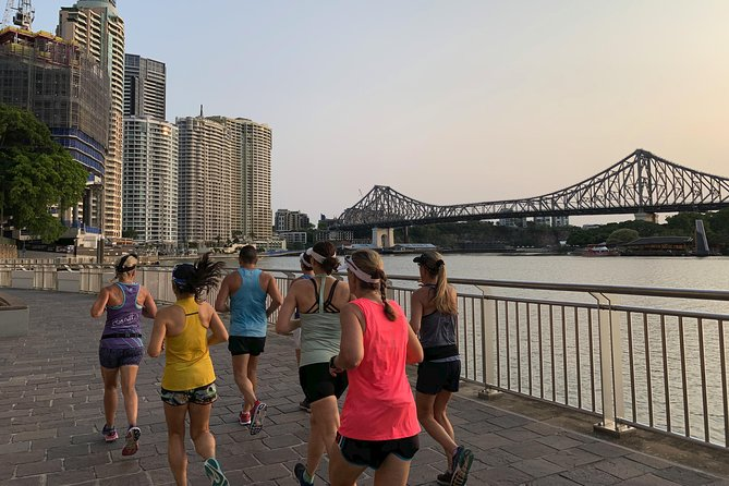 Icons of Brisbane Run Tour 9km photo 10