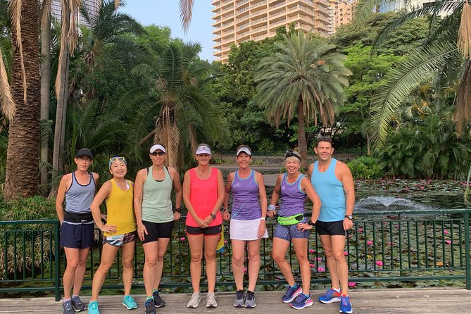 Icons of Brisbane Run Tour 9km photo 2