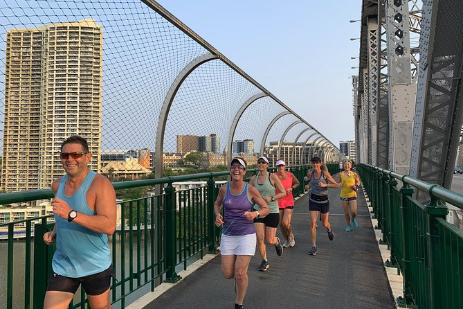 Icons of Brisbane Run Tour 9km photo 11