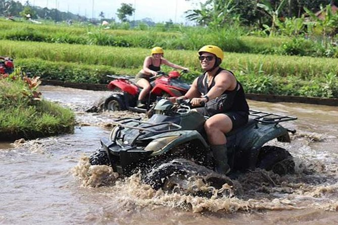 Bali Quad Bike Adventure With Lunch