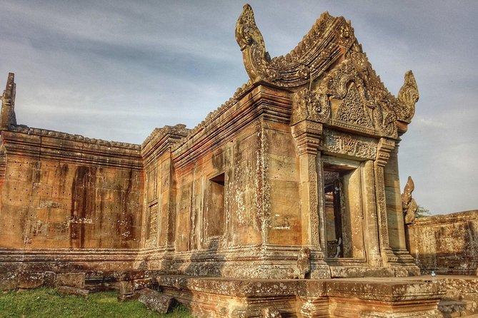 Private Preah Vihear & Koh Ker Temple Tour