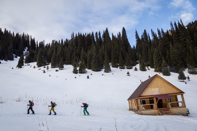5-Day Backcountry Hut Skiing in Ketmen Ridge