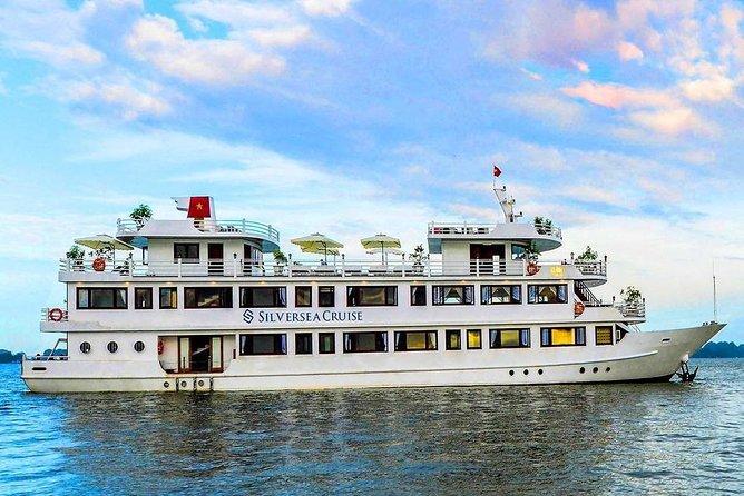 SILVERSEA Cruise - Ha Long Bay 3 Days 2 Nights On Boat