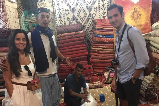 Private Walking Tour in Tangier old city & Colorful Maket photo 3