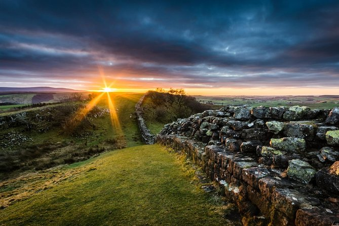 Private Tour of Historic Hadrian's Wall: Full Day, Tour for 4