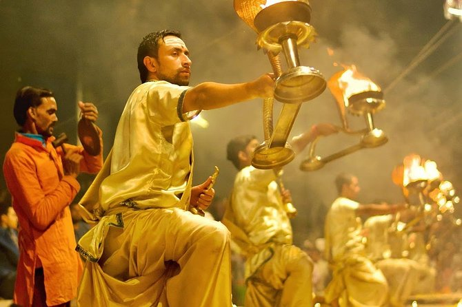 Private Golden Triangle Tour with Varanasi and Khajuraho