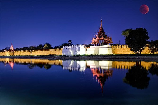 Mandalay city center one drop off
