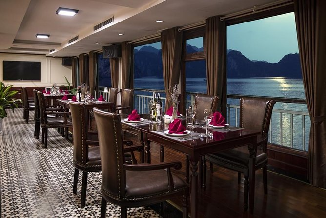 Dora Cruise -Luxury 5 Star in Ha Long Bay -Lan Ha Bay