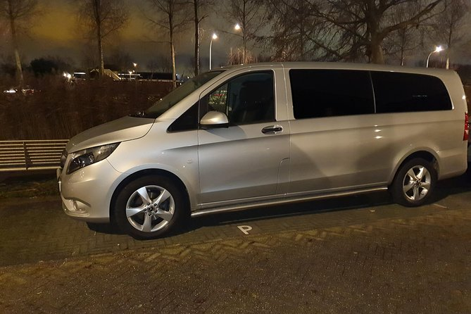 Taxi from Amsterdam Airport to Amsterdam City