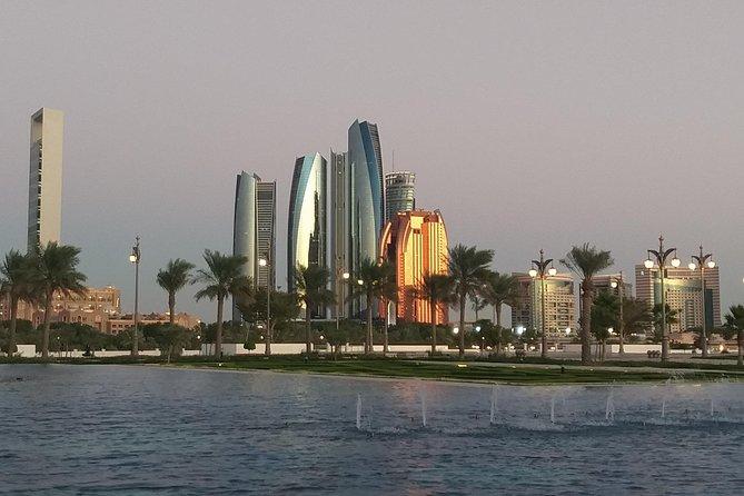 Full Day Abu Dhabi city tour from Abu Dhabi