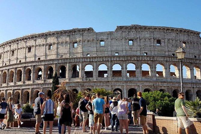 Special access: Colosseum arena floor, Emperor's box access & escorted entry