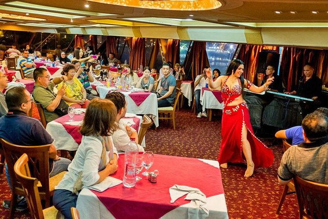 Dinner Cruise and Belly Dancer Show