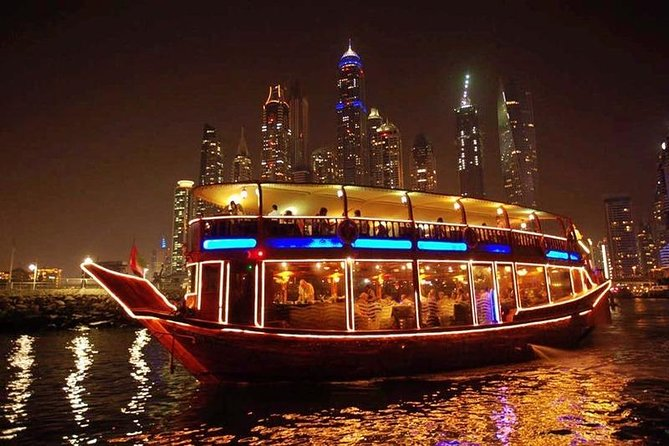 COMBO OFFER Desert Safari + Creek Dhow Cruise