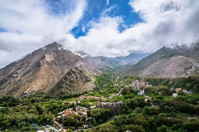 Full Day Trip From Marrakech To Imlil Valley & Toubkal Kasbah
