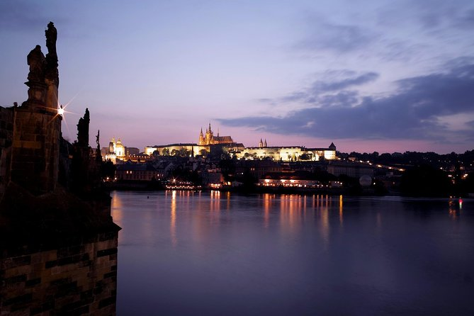 Prague Castle: Private fairytale walking tour
