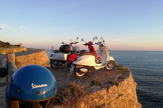 Vespa Tour & Snorkeling along the Trabocchi Coast: Abruzzo Nature & Fun