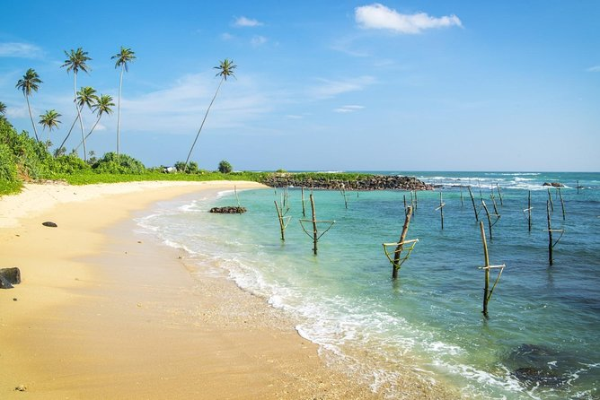 From Colombo Bandaranaike Intl Airport to Koggala