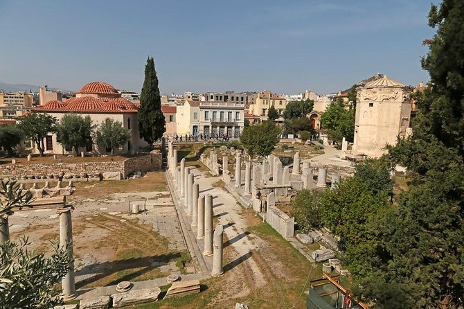 Best Of Athens 5 Hours Tour Including All-Inclusive Meal...!!!