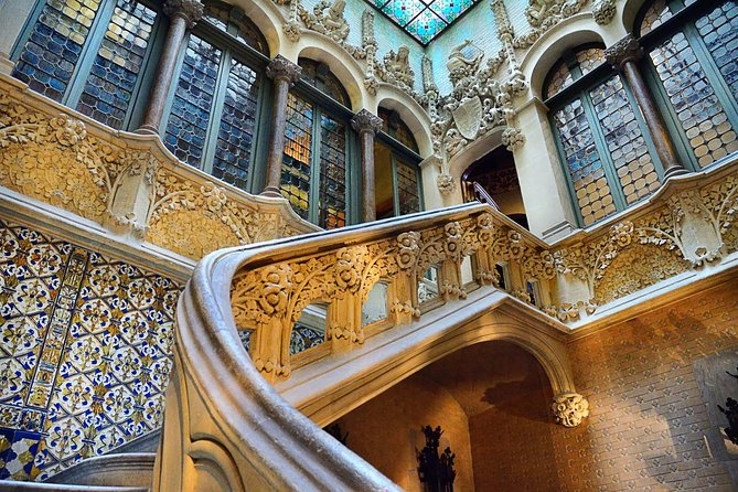 Private Skip the line: Casa Vicens & Casa de les Punxes Plus Vermouth photo 6