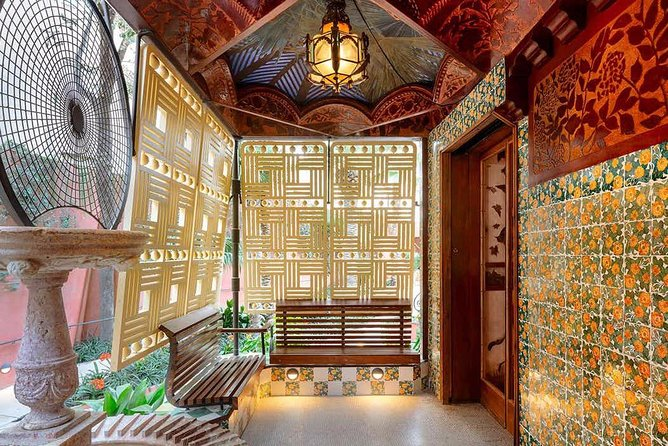 Private Skip the line: Casa Vicens & Casa de les Punxes Plus Vermouth photo 4