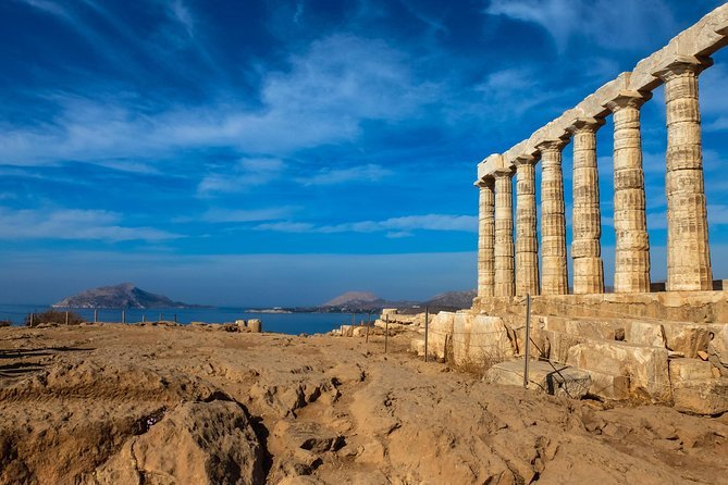Athens and Cape Sounion Full Day Private Tour photo 4