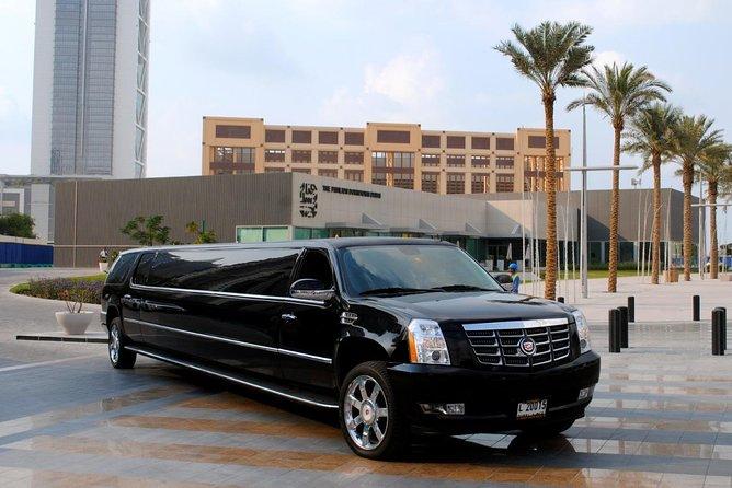 1 HR Limousine Ride