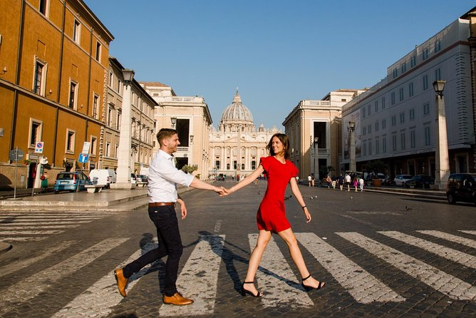 Private Personal Rome Travel Photographer for up to 3-Hours