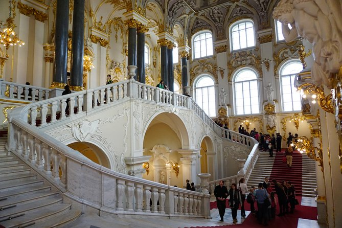 Hermitage Museum Private Tour in St. Petersburg with Skip the Line Tickets