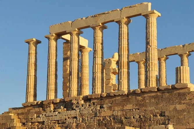 Private Sounio Half Day Tour photo 4