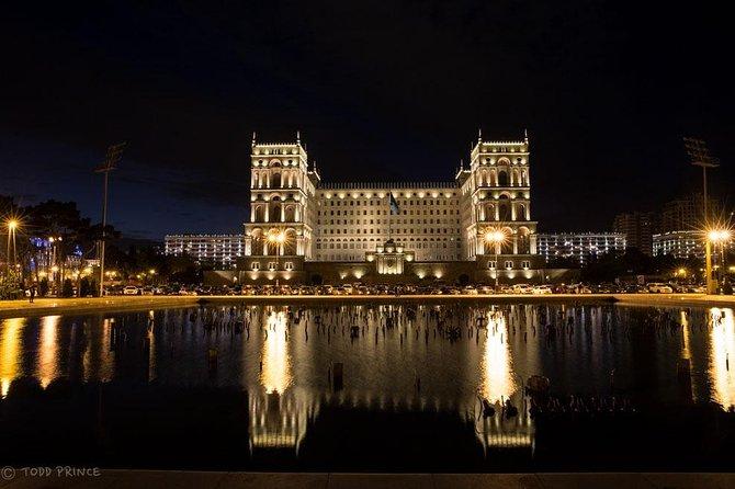 Baku Night City Tour