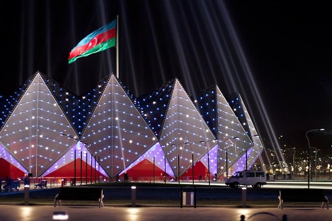3 nights 4 days in Azerbaijan