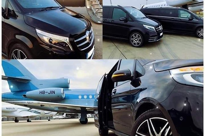 Airport Transfer GYD to Hotel in Baku