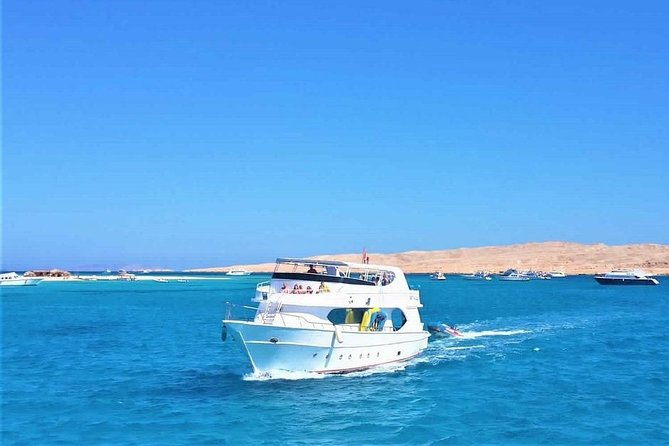 Giftun Island National Park Snorkel Trip from Hurghada