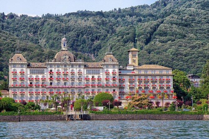 Lake Maggiore - Stresa - Grand Hotel des Iles Borromées