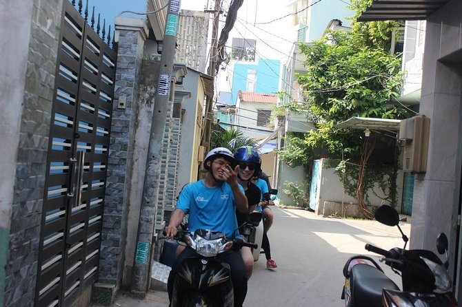 Saigon City Tour By Motorbike