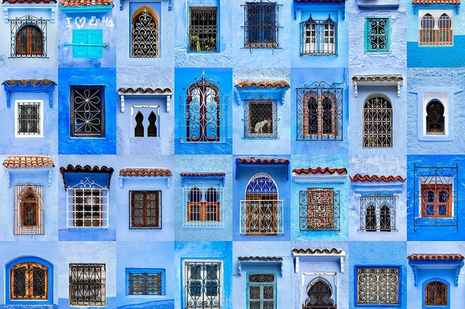 From FES to CHEFCHAOUEN day tour - BEST local experience | Shared Group Tour