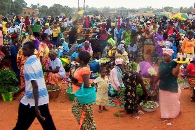 Serekunda Market - Arch Tours