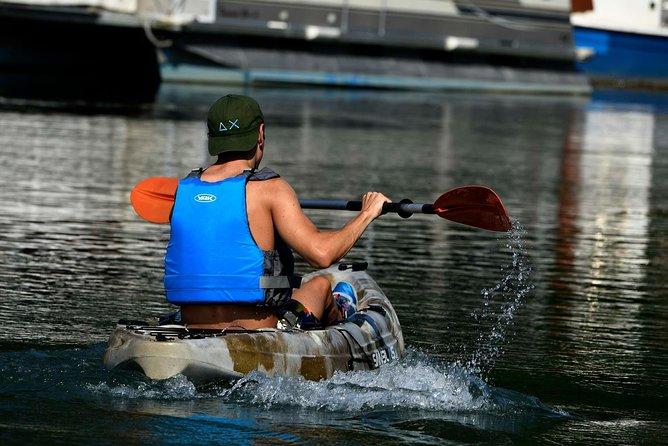 Kayak, bike and taste in the Sile Park