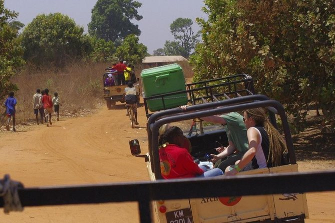 """Genuine """"4 Tours In 1 Day"""" (south of Gambia)"""