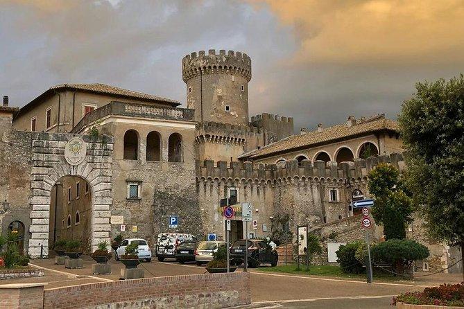 Private Transfer: Fiumicino Airport (FCO) to Fiano Romano or vice versa