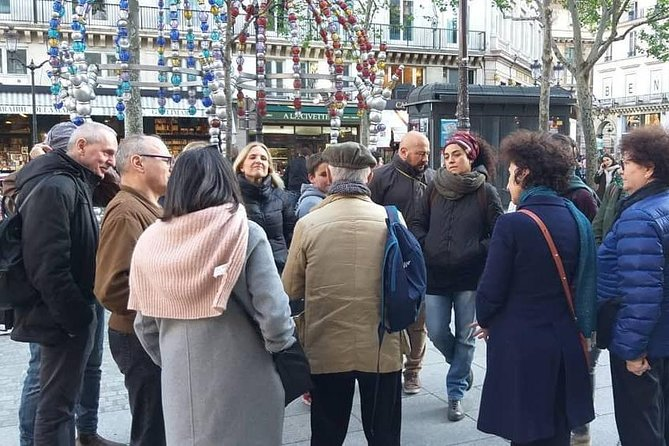 French Experience : Knowledgeable Historical and Cultural Group Tour