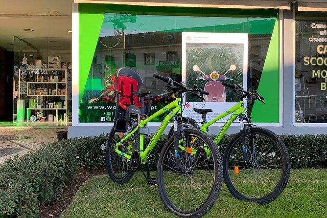 Rent a Bike in Cascais