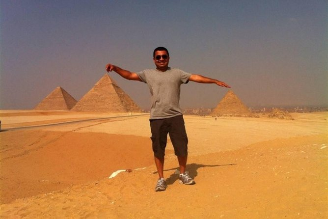 Cairo layover tours to Giza pyramids&sphinx from Cairo airport photo 2